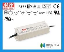 Mean well UL 60W led driver 36V dimmable,CLG-60-36