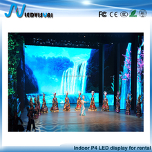 High Quality P4 SMD Indoor LED Rental LED Screen