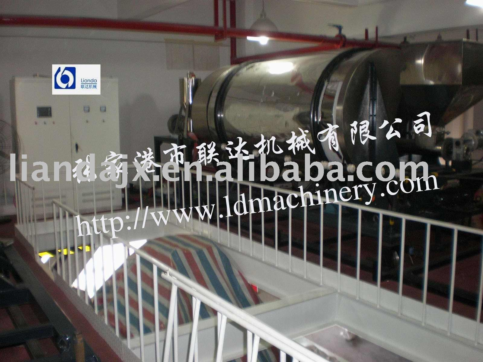 Plastic dehumidifying and infrared drying system/ Plastic infrared drying system