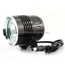 4200lm CRRE led animal bike light securitying headlamp with 4 mode