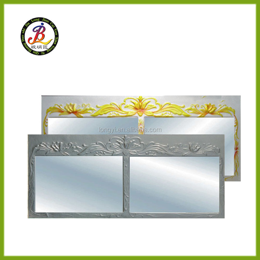 well insulated shower mirror glass