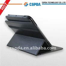 new arrival excellent 360 degree ratation case for HP touch pad 9.7 inch tablet