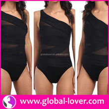 2015 wholesale beautiful black women bikinis