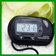 Mini Digital LCD Round Fridge/Aquarium/Freezer Thermometer