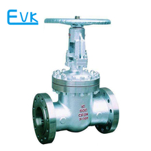 Stainless steel 316 ss316 cf8m flanged gate valve