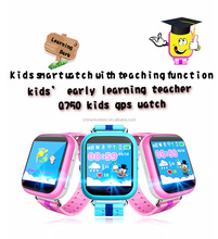 Kid Gps Phone Tracker Smart Baby Watch Q750