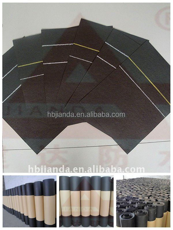 factory supply asphalt construction waterproofing shingle