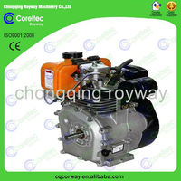 Hot Selling Air Cooled Diesel Engine With CE&ISO 2-stroke Common Rail Diesel Engine