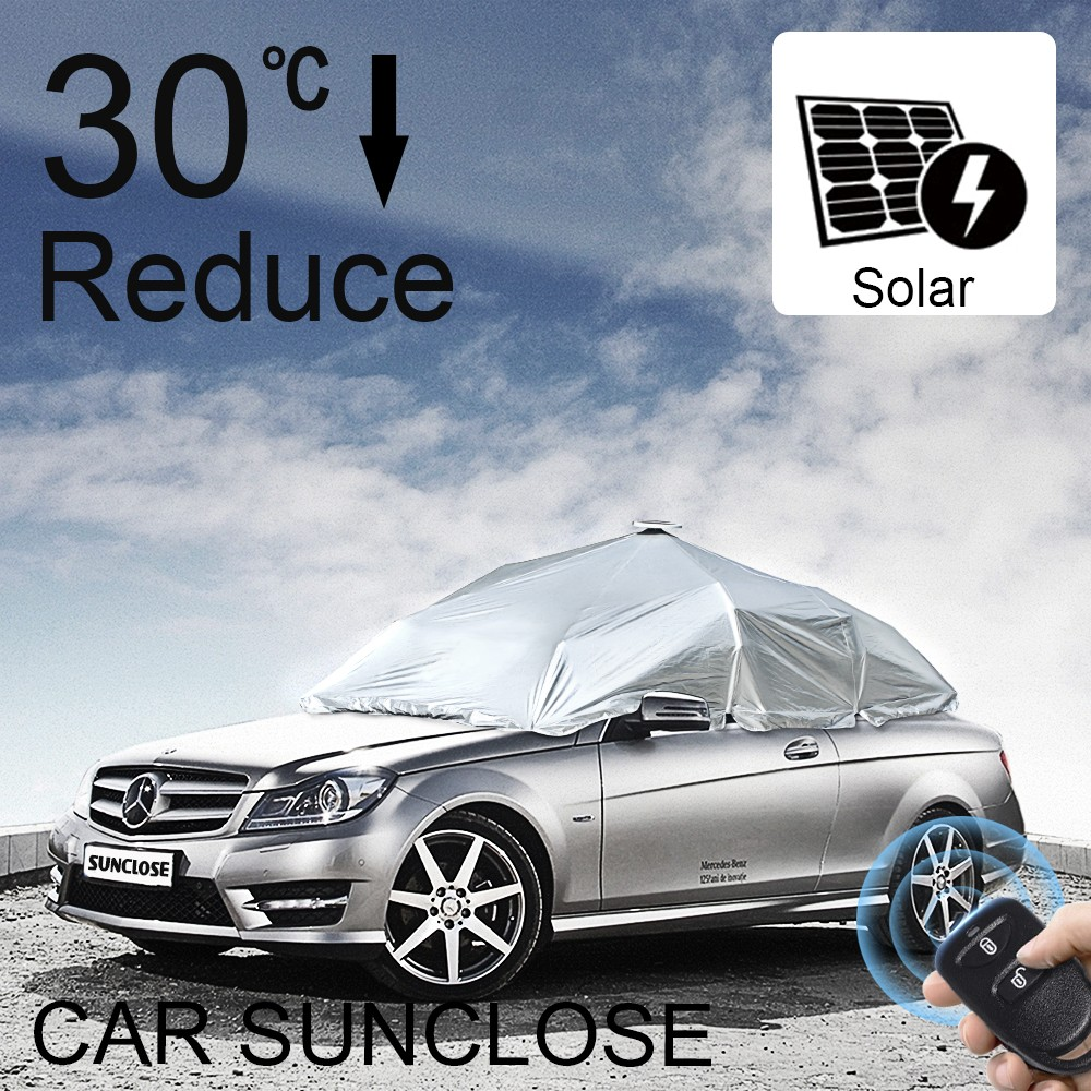 SUNCLOSE car tent outdoor storage sheds