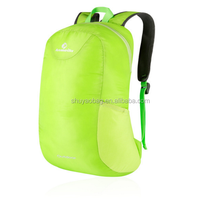Wholesale explosion of outdoor sports bag mountaineering waterproof travel leisure folding storage backpack
