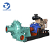 Mining iron ore slurry sand pump pumping the slurry