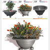 Home Used Indoor Large Decorative Planters