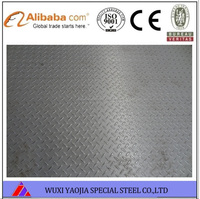 cheap price 316 stainless steel checker plate in China