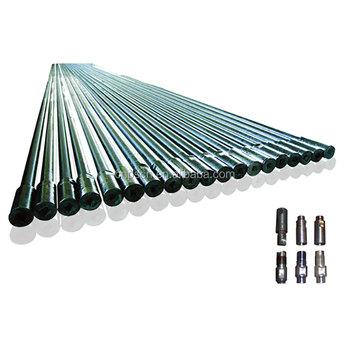 API 5CT Anti-Corrosive And Anti-Eccentric oil field sucker rod for oil and gas production