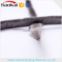 Professional made Anti dust wool/woven seal brush pile strip with fin