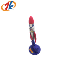 Outdoor Shooting Plastic Rocket Launcher Toys