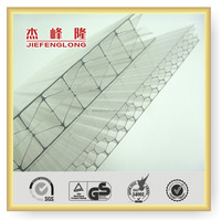 Polycarbonate Sunroom Garden Used Greenhouses PC Material Sheet Five Wall X Structure