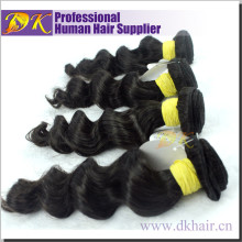 Fusion Human Hair Virgin Remy Colored Single Strand Hair Extension