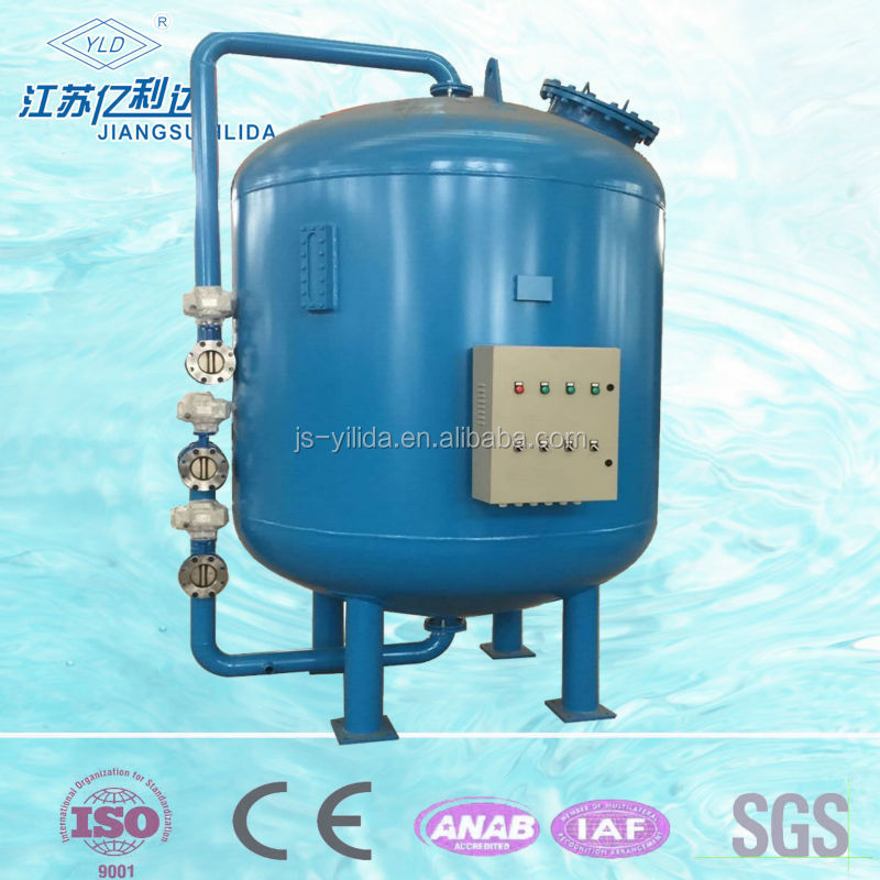 Multi-medium sand carbon water filteration water purification machine