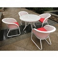 China Supplier Unique Design Outdoor Resin Furniture Set