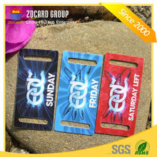 Long range distance customized printed smart passive mini rfid card