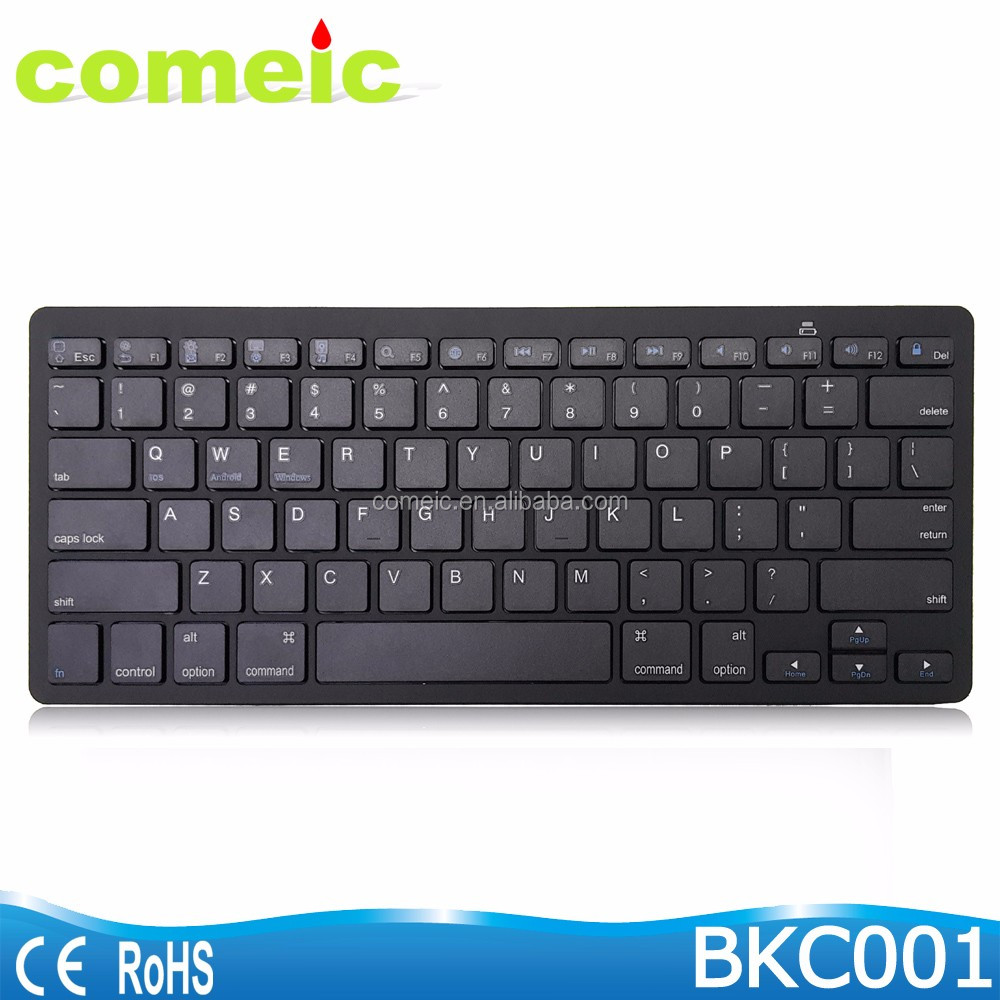 wireless bluetooth keyboard for ipad,android tablet pc