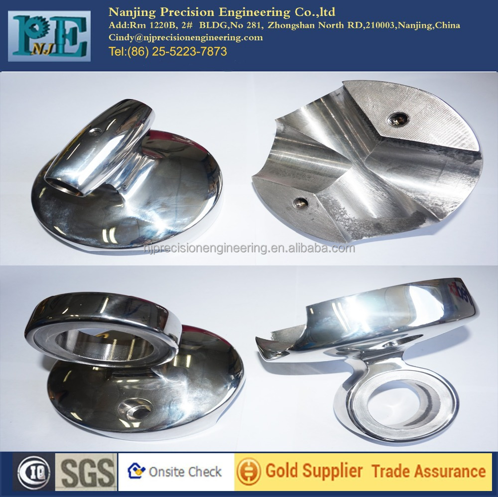 machining service,stainless steel OEM machining parts,casting CNC turning and milling rapid prototype