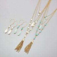 Women Necklace Jewelry 2017 Multi Layer