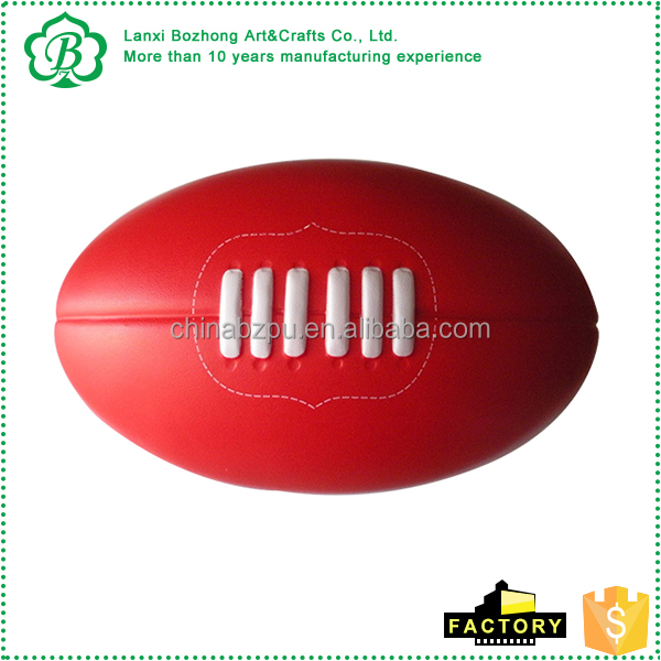 promotional pu foam anti stress game ball, kids toy