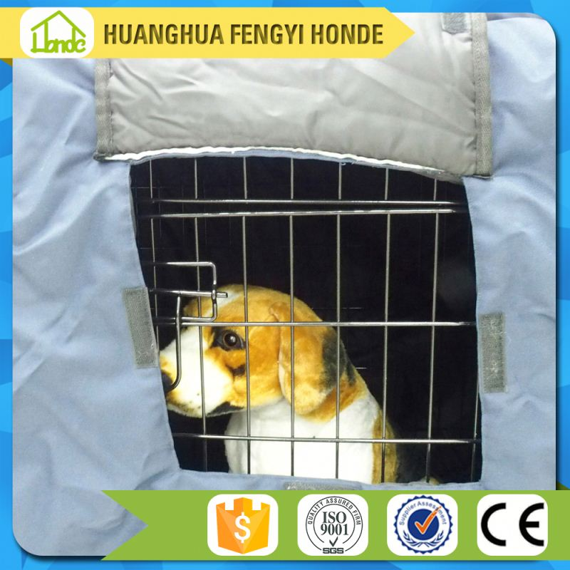 North America Market Quality Solid Space Best Sale Metal Dog Cage Sale