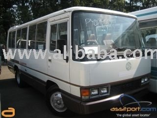 1984 Toyota Coaster BB21 Mini Bus