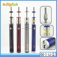 New starter kit airflow control e-cigarette soft filter with factory price