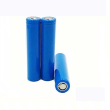 Cylindrical recharge lithium ion 18650 2600mah battery