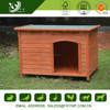 Newest simple designed wooden dog houses for large dogs