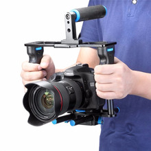 High-Quality C2 Camera Cage Stabilizer For for photography enthusiasts
