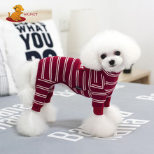 Sell Well Dog Winter Clothing Puppy Cotton Shirt
