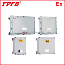 BJX51 IP65 Explosion proof flameproof stainless steel junction box terminal block box