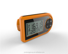Mini LCD Step Counter Run Walking Distance Pedometer