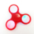 Hot sales wholesale gift 3 leaves wind spinner toy hand led light fidget spinner