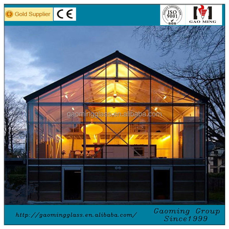 Outdoor Glass House/Sun Room /Winter Garden for Sale 1519