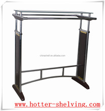 high quality hot sale metal display clothes stand