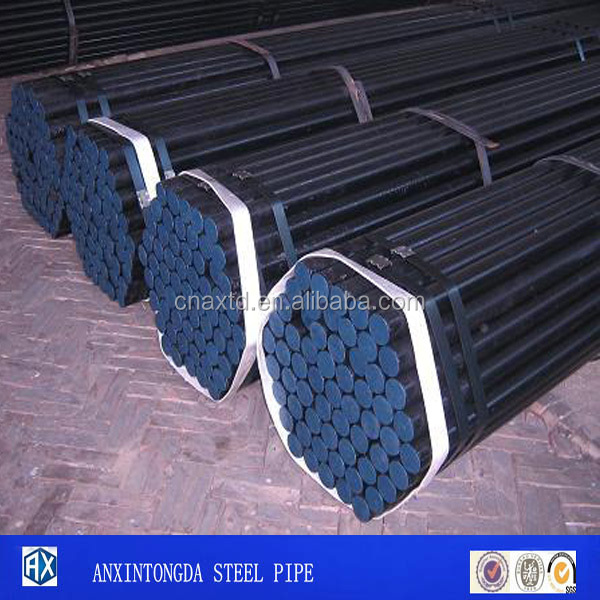 chemical industries elephant tube casting hollow steel mill steel tube