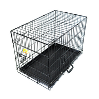 transport animal strong wire decorative dog kennels