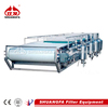 SF vacuum belt filter - sludge dewatering machine, high reliability