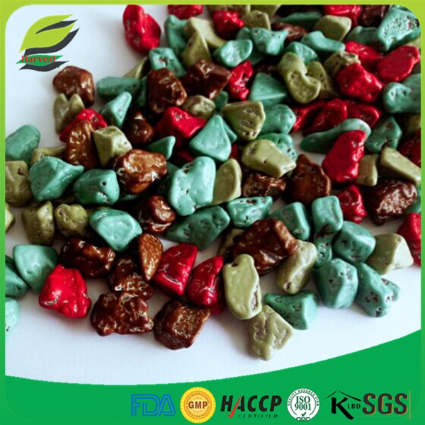 factory supply real stone chocolate for europe market