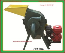 EPA gasoline wood crusher rice stalk wheat straw hammer mill