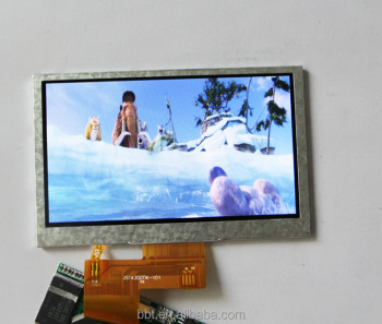 "Factory Supply 2.4"",2.8"",3.5"",4.3"",5"",7'',10"" Video Module/LCD Module/LCD Video Module"