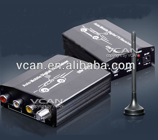 HD DVB-T7000 car DVB-T dvb-t full hd mpeg4 h.264 digital set-top box high speed