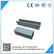 Plastic powder coated steel metal tray electrical cable trunking tray