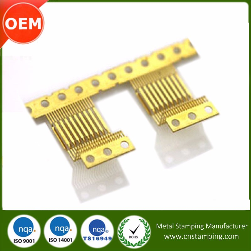 OEM ODM Electronics Customized stamping metal usb terminal